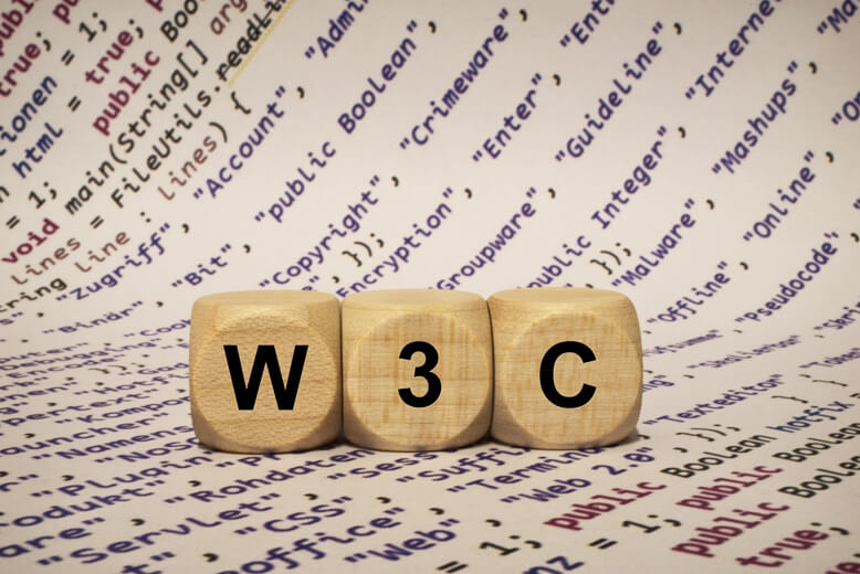 Evolution of Web Design with W3C
